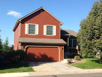 Broomfield Single Family Home Active: 4792 West 123rd Place