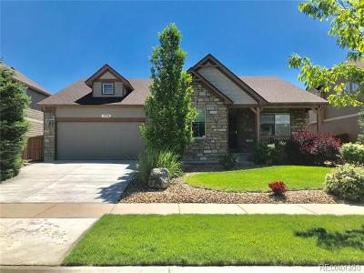 Arvada Single Family Home Active: 5336 Parfet Street