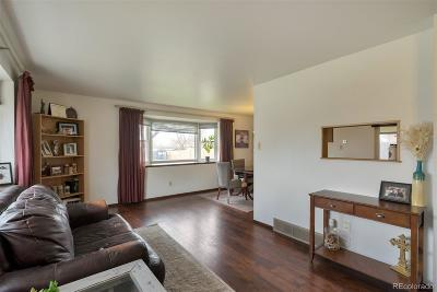 Arvada Single Family Home Active: 6921 Saulsbury Street