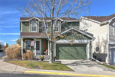 Denver Single Family Home Under Contract: 1341 South Akron Court