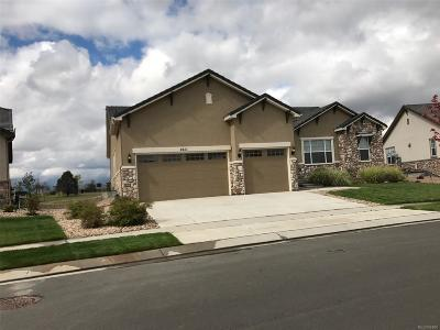 Broomfield Single Family Home Under Contract: 4611 Hope Circle