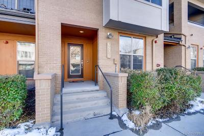 Lakewood Condo/Townhouse Active: 6930 West Virginia Place