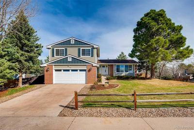 Northridge Single Family Home Under Contract: 1151 Chimney Rock Road