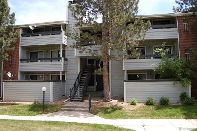 Aurora Condo/Townhouse Active: 14206 East 1st Drive #A04