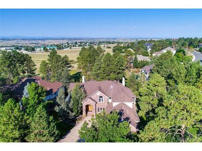 Parker Single Family Home Active: 5389 Pinyon Jay Road