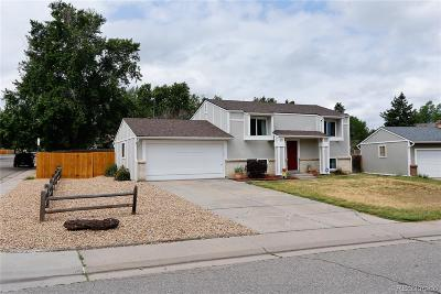 Aurora Single Family Home Active: 4767 South Norfolk Street