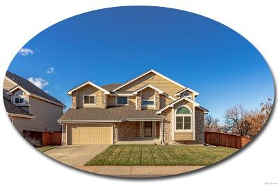 Highlands Ranch Single Family Home Active: 9784 Chanteclair Circle