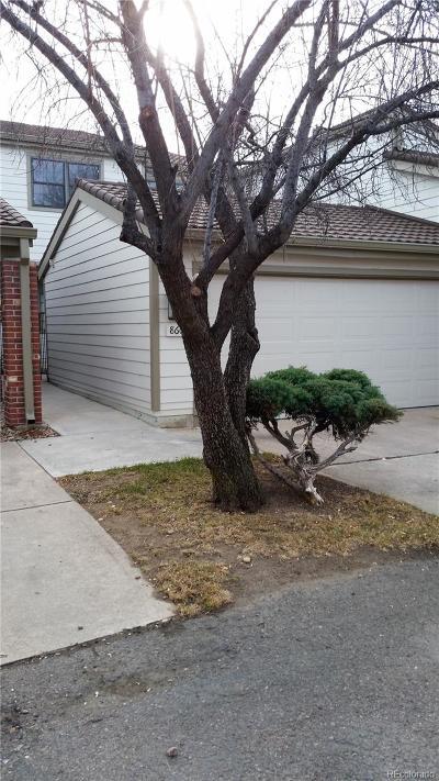 Denver Condo/Townhouse Under Contract: 7900 West Layton Avenue #860