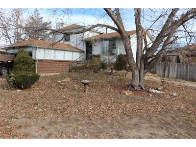 Aurora Single Family Home Under Contract: 4990 South Sedalia Way