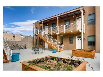 Boulder Condo/Townhouse Under Contract: 1715 15th Street #5