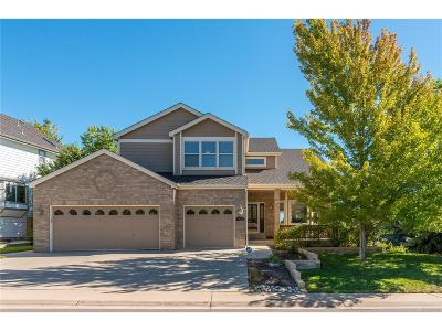 Lone Tree CO Single Family Home Active: $525,000