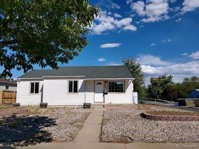 Thornton Single Family Home Active: 8970 Poze Boulevard