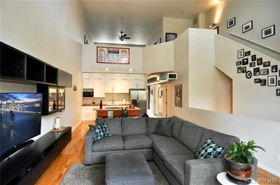 Condo/Townhouse Active: 7525 East 1st Place #1008