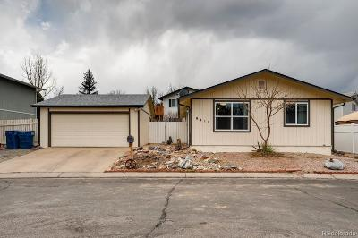Westminster Single Family Home Active: 9415 Ingalls Street