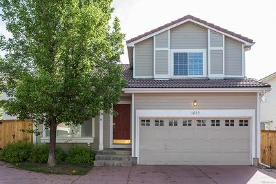 Highlands Ranch Single Family Home Under Contract: 1253 Braewood Avenue