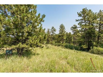 Parker Residential Lots & Land Active: 7920 Copper Wind Court