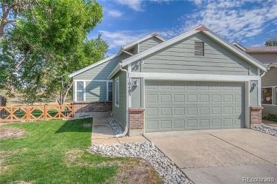 Arvada Single Family Home Active: 10485 West 81st Place