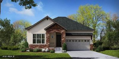 Broomfield Single Family Home Active: 4110 Blair Peak Drive