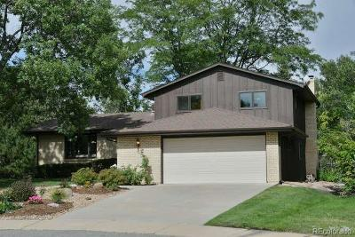 Boulder Single Family Home Active: 4880 Fairlawn Court