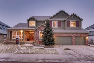 Highlands Ranch Single Family Home Active: 10161 Briargrove Way