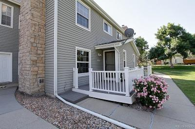 Arvada Condo/Townhouse Active: 8474 Everett Way #C