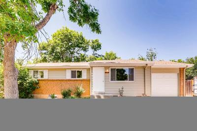 Arvada Single Family Home Active: 6459 Ingalls Street
