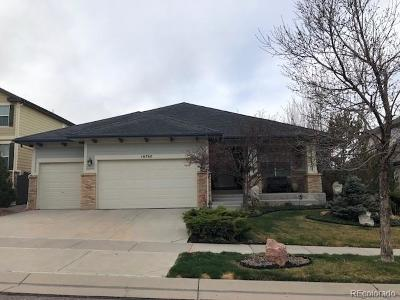 Commerce City Single Family Home Active: 16760 East 101st Avenue