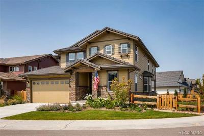 Parker Single Family Home Active: 10159 Nadine Avenue