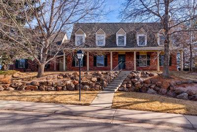 Single Family Home Under Contract: 2300 South Balsam Lane