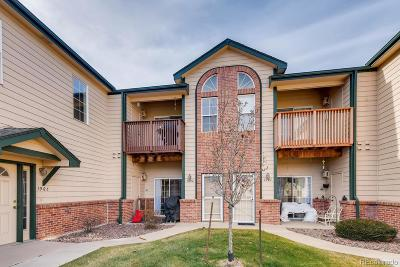 Northglenn Condo/Townhouse Under Contract: 11081 Huron Street #1002