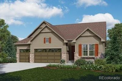 Longmont Single Family Home Under Contract: 4780 Summerlin Place