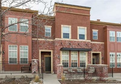 Highlands Ranch Condo/Townhouse Under Contract: 674 Bristle Pine Circle #D