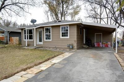 Milliken Single Family Home Under Contract: 106 Aragon Court