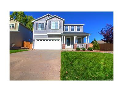Highlands Ranch Single Family Home Under Contract: 9305 Wolfe Street