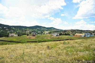 Golden Residential Lots & Land Active: 495 Mt. Evans Vista Road