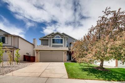Highlands Ranch Single Family Home Under Contract: 6298 Monterey Place
