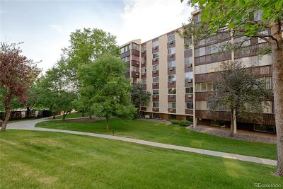 Condo/Townhouse Sold: 6960 East Girard Avenue #309
