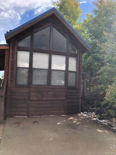 Fairplay Single Family Home Active: 104 Sunshine Loop