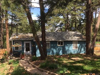 Golden Single Family Home Under Contract: 57 Lookout Mountain Road