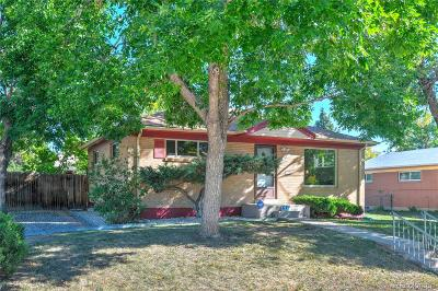 Northglenn Single Family Home Active: 67 East 107th Avenue