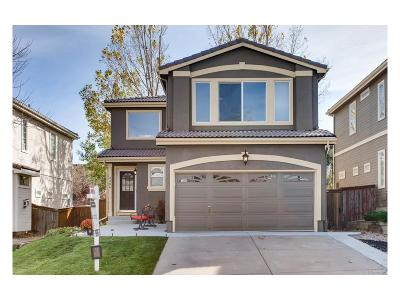 Highlands Ranch Single Family Home Under Contract: 4386 Lyndenwood Point