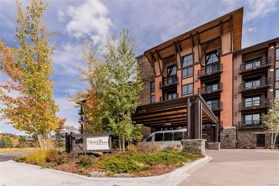 Steamboat Springs Condo/Townhouse Active: 1175 Bangtail Way #2112