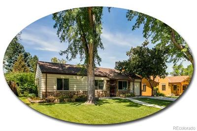 Single Family Home Active: 2881 South Dahlia Street