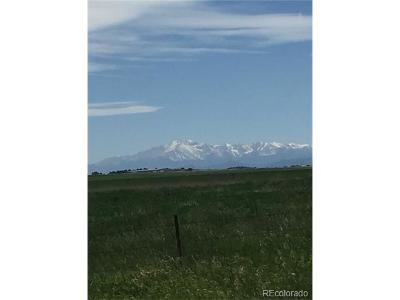 Elbert CO Residential Lots & Land Active: $165,000