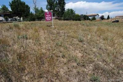Residential Lots & Land Active: 7802-7833 South Carr Court