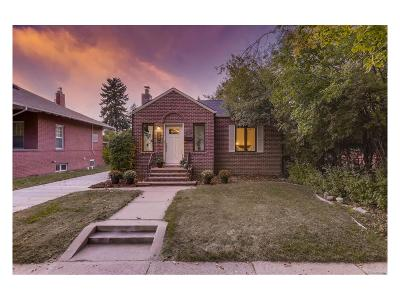 Denver Single Family Home Active: 909 Newport Street