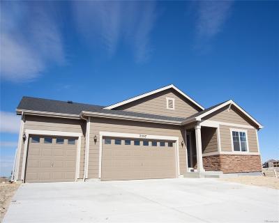 Castle Rock Single Family Home Active: 2597 Fair Meadow Place