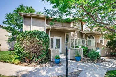 Thornton Condo/Townhouse Under Contract: 1717 West 101st Avenue