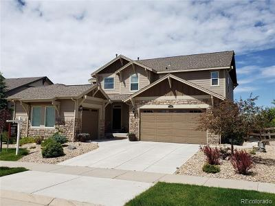 Aurora Single Family Home Active: 23503 East Eads Drive