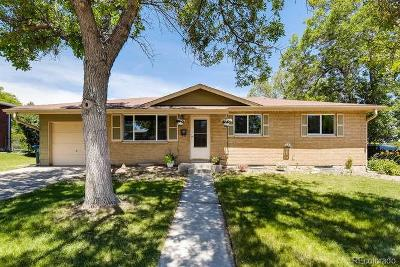 Northglenn Single Family Home Under Contract: 1023 West 100th Place